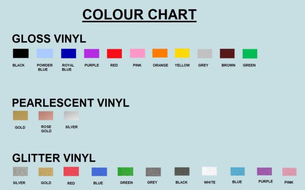 Vinyl Options